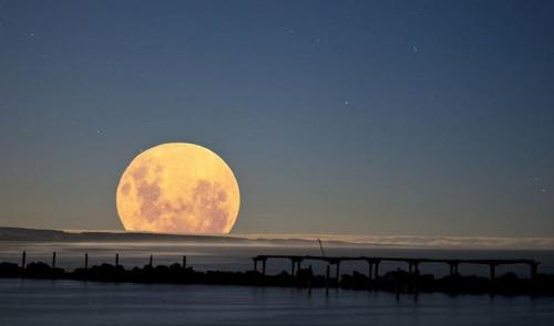 Superluna, questa sera l'ultima apparizione dell'anno