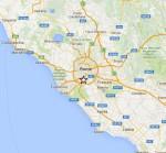 Terremoto Roma, lieve scossa di magnitudo 2.2 Richter oggi 9 Ottobre 2015
