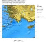Terremoto Turchia, forte scossa di magnitudo 5.2 Richter