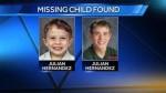 Bambino scomparso, viene ritrovato dopo 13 anni