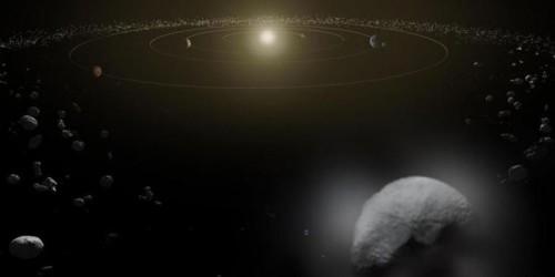 Scoperto V774104: un pianeta ancora più lontano di Plutone, agli estremi del Sistema Solare
