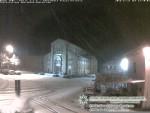 Neve Lombardia: fiocchi a Voghera nella tarda serata contro ogni previsione