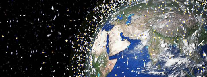 A novembre 2015 sono caduti sulla Terra molti detriti spaziali: ecco in dettaglio