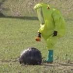Detrito spaziale trovato in Spagna: si tratta di spazzatura spaziale