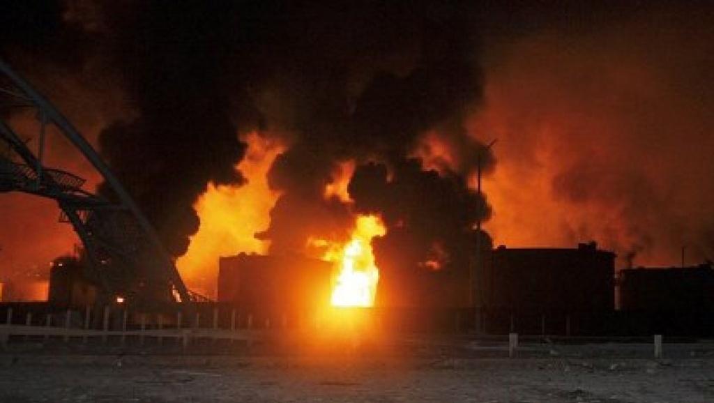 Cina: esplode impianto chimico a Renqiu, gravi danni registrati