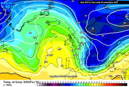 Colpo di scena sull'Europa: via la Primavera, arrivano freddo e neve?