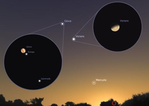 Cielo novembre 2015: principali fenomeni astronomici, congiunzioni e stelle cadenti