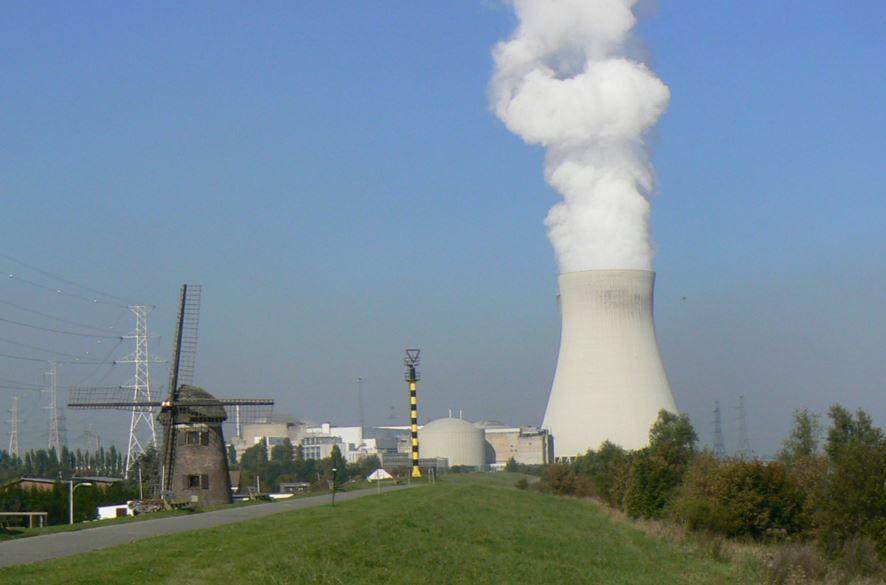 Centrale nucleare Doel, Belgio: incendio nel reattore 1