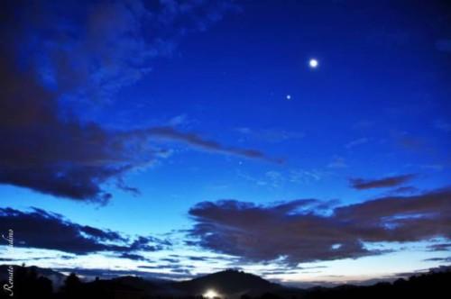 Congiunzione Marte, Venere e Luna 7 novembre 2015: info e come vederli