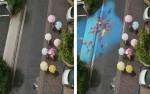 Corea del Sud: la pittura idrocromatica renderà le nostre città più belle
