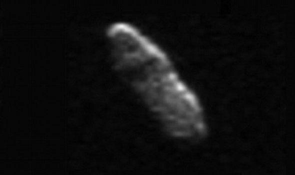 Asteroide di Natale, le rassicurazioni degli esperti