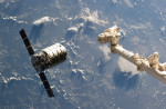 Cygnus: consegnati i regali di Natale alla Stazione Spaziale Internazionale