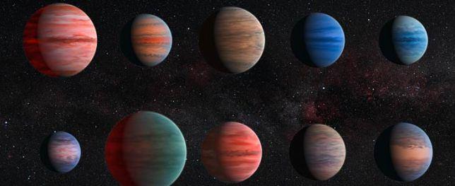 Esopianeti mai così vicini grazie ad Hubble e Spitzer