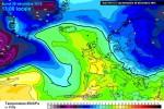 Confermato l'arrivo di aria molto fredda sull'Est Europa per il medio termine, quali rischi per l'Italia?