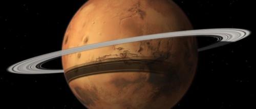 Marte distruggerà Phobos, poi avrà anelli come Saturno