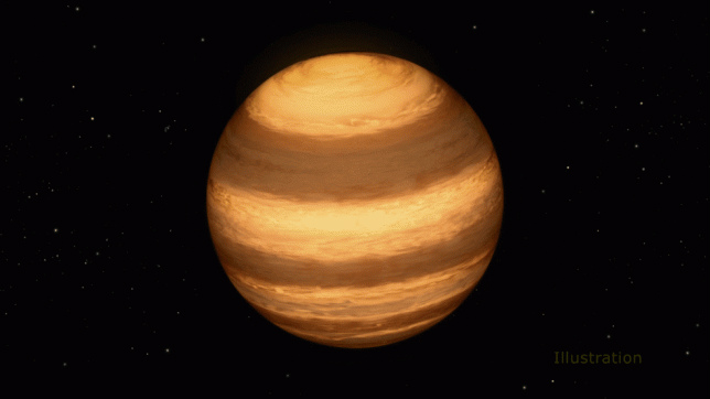 Nasa: scoperta una colossale tempesta su una piccola stella