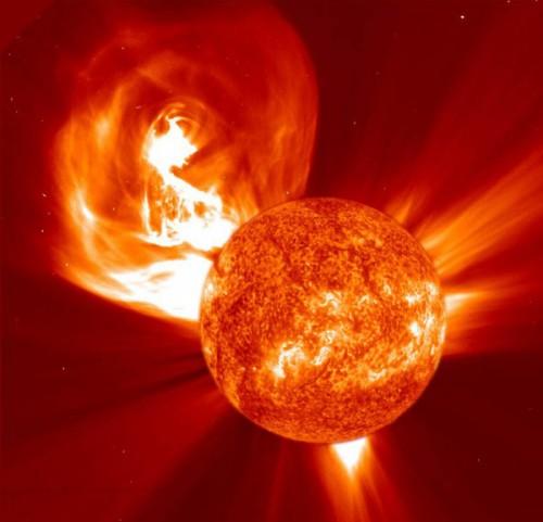 Un superflare sul nostro Sole potrebbe devastare la Terra