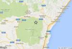 Terremoto Sicilia Oggi, scossa 3.9 Richter Etna, dati INGV