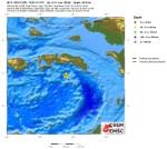 Doppia violenta scossa di terremoto nel Pacifico: Indonesia e Fiji