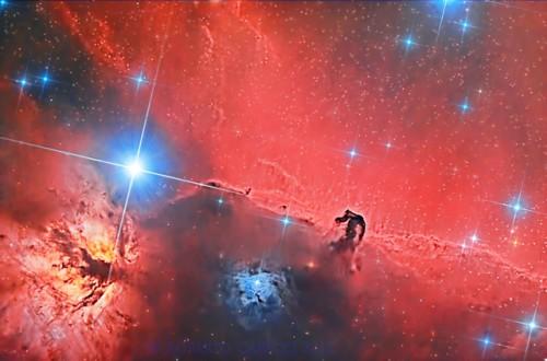 NASA: scoperta una molecola sconosciuta nella nebulosa Testa di Cavallo