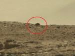 Marte, misterioso oggetto fotografato dalla NASA: sembra quasi un topo
