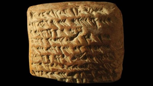 I Babilonesi e la geometria astronomica di Giove