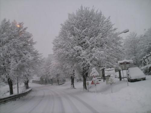 Neve al Nord, tornerà stanotte fino in pianura