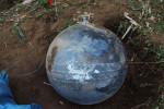Vietnam, è mistero sulla caduta di alcune sfere di metallo