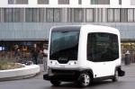 Olanda: inventato l'autobus con pilota automatico