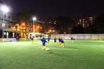 Nigeria, arriva il campo di calcio illuminato a energia cinetica e solare