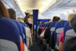 Inventato il sistema per fermare i germi negli aerei