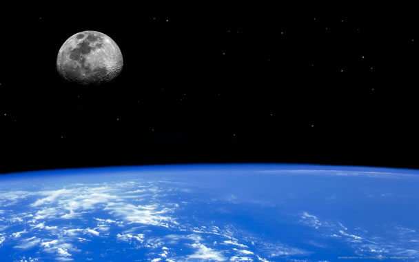 Luna e Terra formate dallo stesso materiale? La risposta degli esperti
