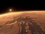 Marte, le spettacolari immagini del Noctis Labyrinthus