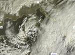 Satellite live, irrompe il freddo, nevica in Sardegna