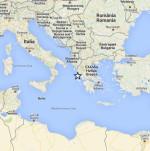 Terremoto Grecia 4 Gennaio, doppia significativa scossa a poca distanza dall'Italia