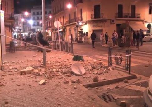 Terremoto oggi tra Spagna e Marocco M 6.1, molti i danni