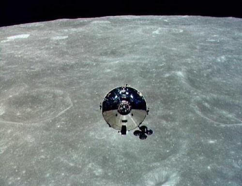 Apollo 10, dalle registrazioni suoni misteriosi sulla Luna