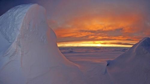 Clima, continua l'impoverimento dell'ozono sopra l'Artico