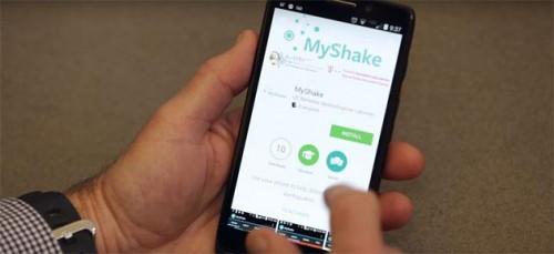 MyShake, l'app per smartphone per rilevare i terremoti