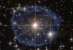 Stella a bolla di sapone: l'incredibile scatto di Hubble