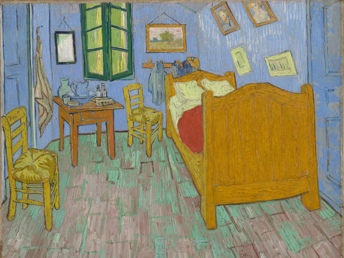 Rivelati i veri colori dei dipinti di van Gogh