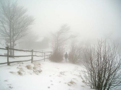 Freddo e neve, in arrivo rapida sfuriata invernale