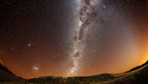 Astronomia, occhi in cielo per osservare la luce zodiacale
