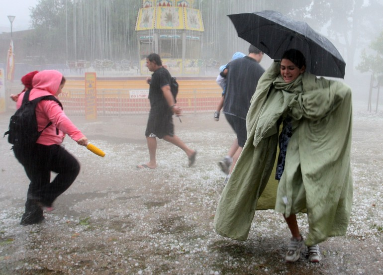 Meteo: ancora piogge e temporali, scampoli di Primavera al Sud