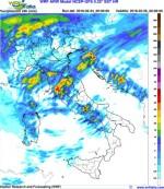 Meteo domani, forte maltempo in arrivo: Toscana, Liguria, Lazio, Campania e Sardegna interessate