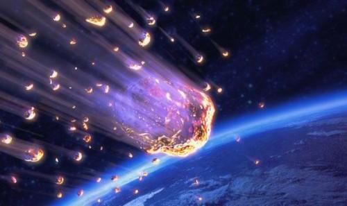 Meteora esplosa nei cieli dell'Oceano Atlantico il 6 febbraio