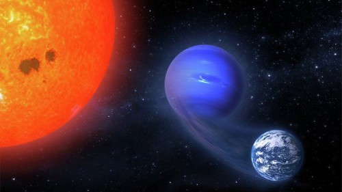 Astronomia, scoperto un pianeta extrasolare gigante
