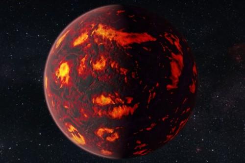 Astronomia: il sosia della Terra ha un'atmosfera rovente
