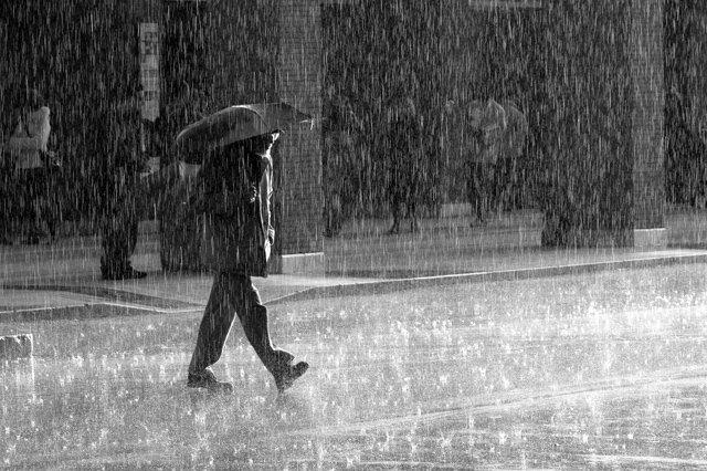 Meteo, torna la pioggia e il nevone sulle Alpi