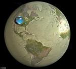 Come sarebbe la Terra senza l'acqua?